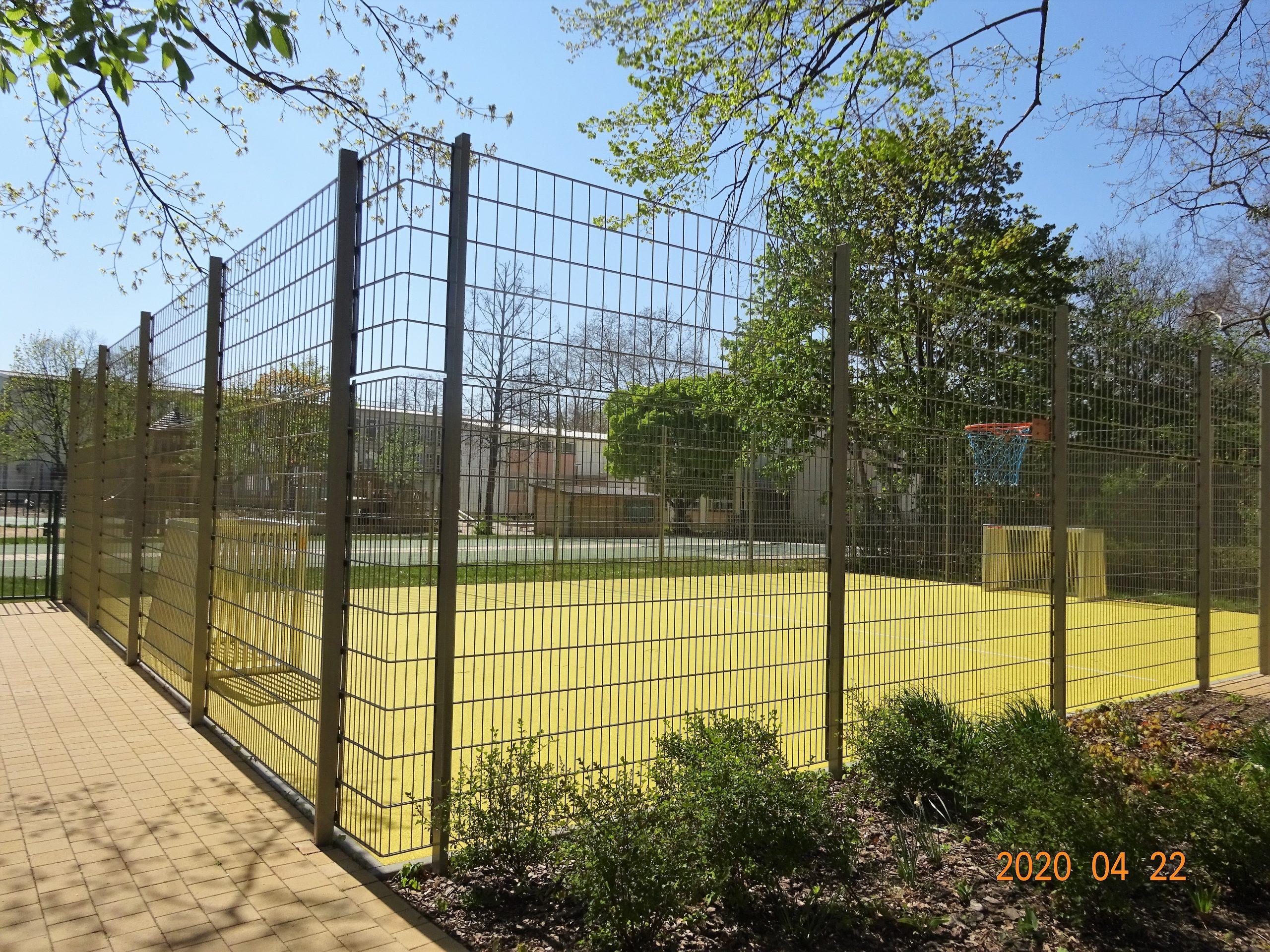 Unser Ballspielplatz